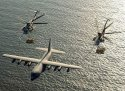 USA Aerial refueling, two CH-53 super stallion of C-130.jpg
